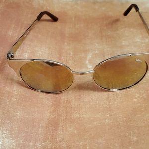 Quay Australia ' Asha' 50mm Metal Sunglasses.